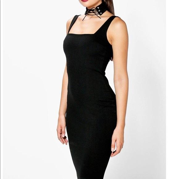5765df81e9 Boohoo Dresses & Skirts - Boohoo Black Bodycon Choker Dress